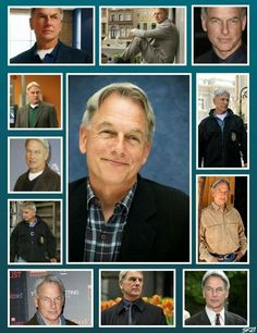 A trip through the looking glass. Mark Harmon our Gibbs.