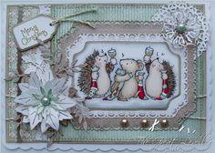 Cheery Lynn Designs Challenge Blog: Flowers