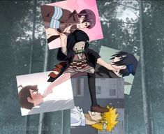 A community for posting anime memes! Manga Anime, Me Anime, Anime Demon, Otaku Anime, Anime Art, Anime Boys, Slayer Meme, Demon Slayer, Hxh Characters