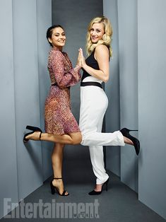 Comic-Con 2016 Star Portraits: Day 3 | Camila Mendes and Lili Reinhart, 'Riverdale' | EW.com