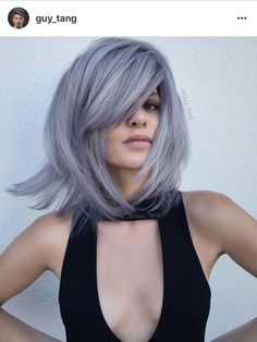 Once you and your client have decided to go for denim-colored locks, the next…