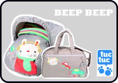 Conoce la nueva colección de Tuc Tuc: Beep Beep  http://cktiendaonline.es/bebe/beep-beep-tuc-tuc