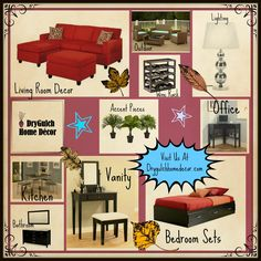 DryGulch Home Decor virtual catalog