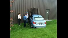Woman Crashes Car Into Big Rapids Business - Northern Michigan's News Leader