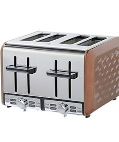 Beem 800 Watt Copper Toaster For The Home Copper