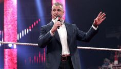 Column: Shane McMahon Highlights Flaws in WWE = The prodigal son has returned. Shane McMahon was on a six-year hiatus from WWE television, but came back on Monday Night Raw last week. As importantly, he came back to one of the biggest. Stephanie Mcmahon Hot, Shane Mcmahon, Vince Mcmahon, Wwe Undertaker, Wwe Wrestlemania 32, Wwe Draft, Men's Wrestling, Mickie James, Wwe World