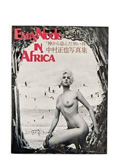 Ema Nude in Africa - Masaya Nakamura