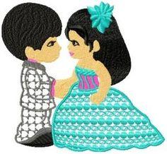 Motif Fill Little Couples Set