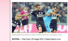"""Marchisio rincara la dose: """"E poi a Napoli non si trova parcheggio!""""."""