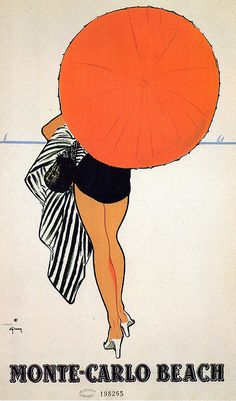 Gruau - fashion illustrations by thefoxling, via Flickr