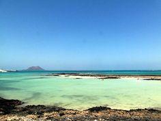 Estate a Corralejo, Fuerteventura - comincia a fare davvero caldo ;)