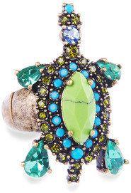 #mariavigil.chloeandisabel.com                      #ring                     #Turtle #Ring             Turtle Ring                                         http://www.seapai.com/product.aspx?PID=286116