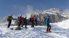#Skitouren Drei Zinnen, Sextner #Dolomiten, Südtirol: Zehner, Elfer, Zwölfer – im #Fischleintal benennt man #Bergspitzen nach dem Sonnenstand. Eine überragende Kulisse für spannende Touren im Schnee. #oberbacherspitze #dolomitenhof #pustertal #hornischegg #hochbrunner #hochebenkofel #sextner #dreizinnen #suedtirol