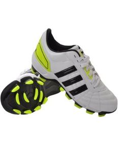 b9de2aa24385 Adidas 118 Firm Ground Rugby Boots - White - G41622 by adidas.  64.99.  Synthetic
