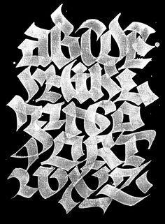 Arte en Caligrafía / Calligraphy Art