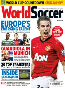 worldsoccer.com - Robin Van Persie is the subject of our Player Biography. Click here to browse through a sample edition of the printed magazine in digital format.