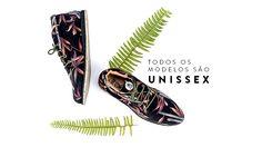 Sapatos ecológicos, veganos e artesanais, feitos no Brasil com a reutilização de roupas vintage. Venda online e frete grátis pra todo país.