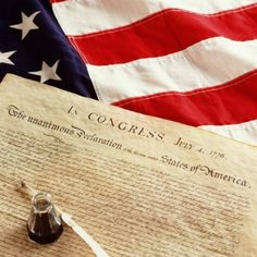 July 4, 1776 ~ U.S. Declaration of Independence