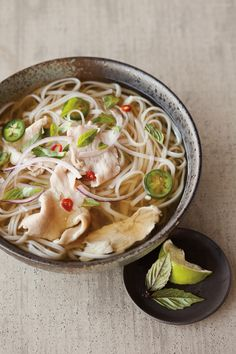Recipe Roundup: Noodle Soups  Feb 26 11:06 am by Williams-Sonoma Editors Leave a Comment    There's no better comfort food than a big bowl of warm, steaming broth with tender noodles. Add a few Asian flavors and some spicy heat (Sriracha!), and you're well on your way to an ultimately soul-satisfying meal. Here's a roundup of some of our favorite noodle soups, perfect for a wintry day.