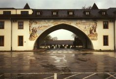 Flint Kaserne, Bad Toelz, Germany. Lived here for 2 years and loved it. (except for the ex-husband)
