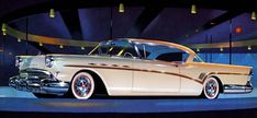 1957 Buick Roadmaster 2 Door Hardtop | Amazing Classic Cars | Re-pin by #ParadisoInsurance @paradisoins #classiccarinsurance  http://www.paradisoinsurance.com/coverage/collector-antique-vehicle/