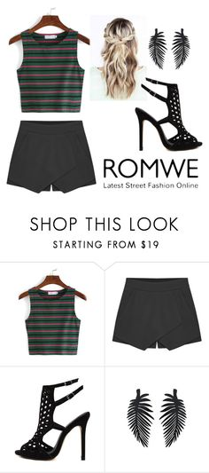 """""""romwe"""" by jen144953-1 ❤ liked on Polyvore"""
