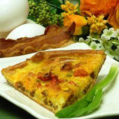 Breakfast Pizza Recipe: Breakfast Pizza Recipe