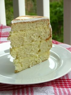 """Southern """"Ugly as Sin"""" Coconut Cream Cake- This is Creamy Heaven in Each Bite!"""