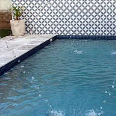 The Pool Tile Company Photo Gallery has images of swimming pools with tiles and pavers bought from the The Pool Tile Company and installed in pools all over Australia and overseas