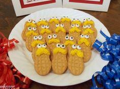 The lorax cookies -kc