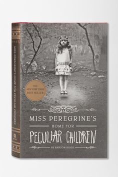 Miss Peregrine's Home For Peculiar Children By Ransom Riggs  #UrbanOutfitters