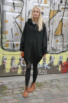 Street Style - sweet boots