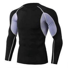 Gym Shirts, Running Shirts, Running Tights, Workout Shirts, Sport T Shirt, Shirt Men, Long Sleeve Running Shirt, Basketball Shirts, Cycling Outfit