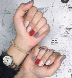 The Best Fall Nail Polish Colors - Fall/Winter Nails Inspo Fall Nail Polish Colors: Our beauty editor breaks down which shades to try this fall, so your nails can keep up with the hottest trends. Fall Nail Polish, Nails Polish, Nail Polish Colors, Matte Nails, Pink Nails, Fall Nails, Acrylic Nails, Pink Manicure, Gelish Nails