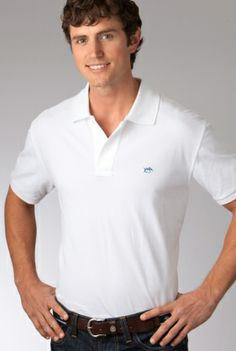The Skipjack pique polo shirt for men is our best seller for a reason; Polo Classic, Classic White, Southern Tide, Pique Polo Shirt, Sports Shirts, Preppy, Chef Jackets, Southern Gentleman, Polo Ralph Lauren