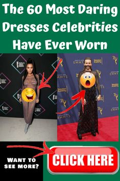 The 60 Most Daring Dresses Celebrities Have Ever Worn Wtf Funny, Funny Jokes, Wtf Fact, Types Of Pins, Wtf Fun Facts, Funny Pins, Celebrity Dresses, Dares, All In One