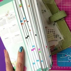 Great Filofax/organisation ideas with printables