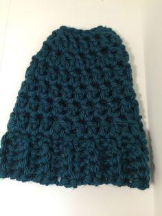 Messy Bun Beanie Hat ,Bun Hat, Messy Bun Hat , Pony Tail Hat by crochetthisforme on Etsy