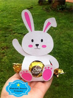 Kids Crafts, Bunny Crafts, Easter Crafts, Easter Bulletin Boards, Easter Gifts For Kids, Easter Bunny, Wraps, Christmas Ornaments, Holiday Decor