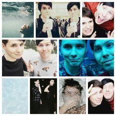 Dan Howell Tumblr Collage