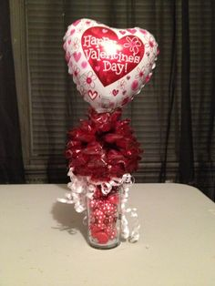 Great Candy gift with chocolates, cinnammon disk and balloon