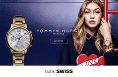 Przyjdź i zobacz kolekcję, która powstała w kolaboracji Tommy Hilfigera ze słynną modelką Gigi Hadid. Spotkajmy się w butiku SWISS Aleja Bielany