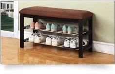 Ideas para guardar y organizar los zapatos en casa. | Mil ideas de ...