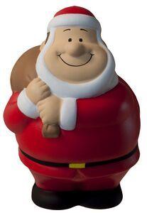Santa Bert Squeezies Stress Reliever