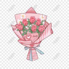 Gambar Gambar Lucu Bunga Mawar Bunga Yang Digambar Tangan Kartun Lucu Mawar Buket Gambar Unduh Bunga Mawar Shabby Vas Unik Luc Bunga Hadiah Romantis Gambar