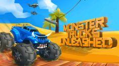 """Monster Trucks Unleashed"" Windows Phone Gameplay! - https://www.youtube.com/watch?v=Fhxk-DedAZw  #monstertruck #unleashed #nokialumia #video #games #wp8"