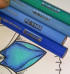 Coloring Book Art, Coloring Tips, Leaf Coloring, Adult Coloring Pages, Colored Pencil Tutorial, Colored Pencil Techniques, Types Of Pencils, Coloured Pencils, Color Blending