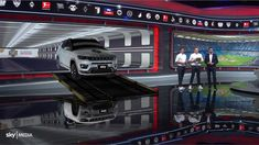 Augmented Reality, Jeep, Studio, Tv, Design, Europe, Game Of Life, Diesel Engine, Automobile