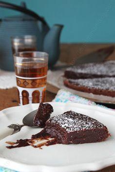 la recette du fondant au chocolat rapide et très facile 0006 LE MIAM MIAM BLOG