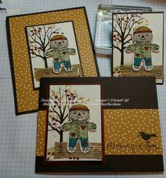 DH ATC becomes a real card by diane617 - Cards and Paper Crafts at Splitcoaststampers